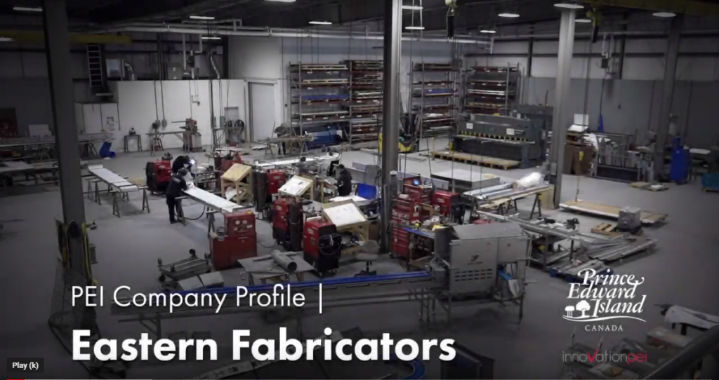 IPEI Profile - Eastern Fabricators