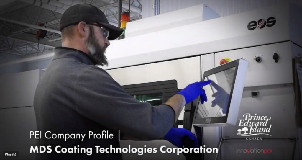 IPEI Profile - MDS Coating Technologies