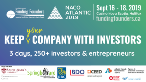 Invest Atlantic presents: Funding Founders @ Casino Nova Scotia