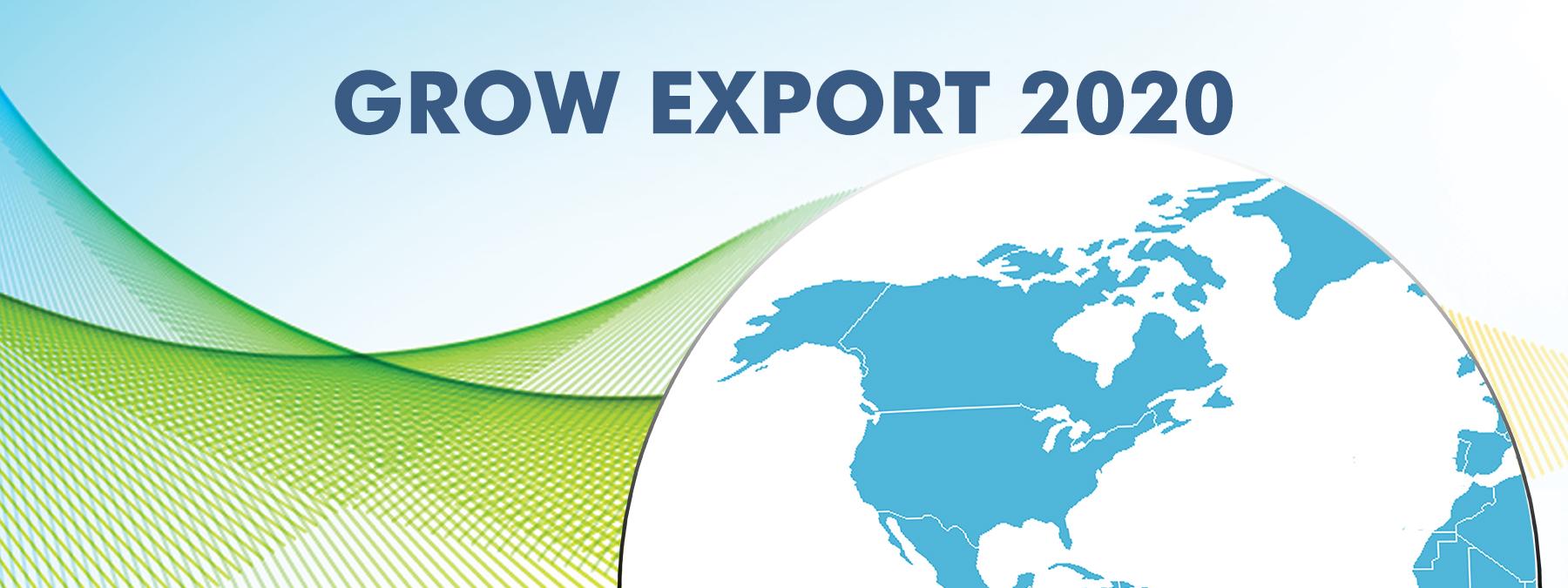 Grow Export 2020
